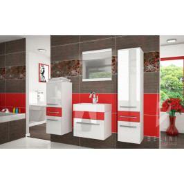 Moderní koupelnová sestava Sup 4pro+ se zrcadlem ZDARMA 28