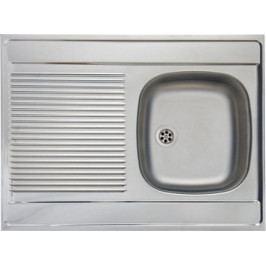 Dřez kuchyňský s odkapávačem model 06