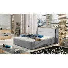 Manželská čalouněná postel Piri 160 x 200 01
