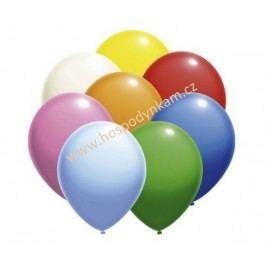 Balónky různobarevné 10ks