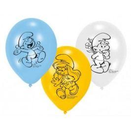 Balónky Šmoulové