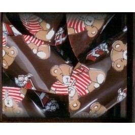 Transfer fólie na čokoládu - medvídek
