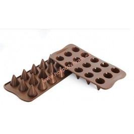 Silikomart Silikonová forma na čokoládu Kono