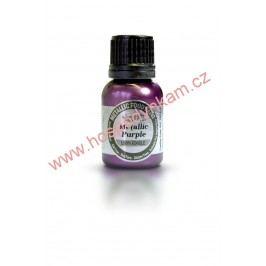 Tekutá barva Purple
