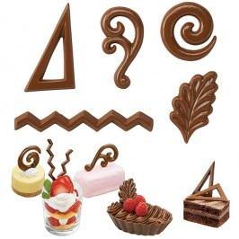 Wilton Forma na čokoládu - filigránky
