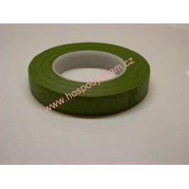 Floristická páska zelená
