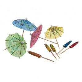 Papírové deštníčky
