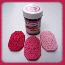 Gelová potravinářská barva Food Colours růžová