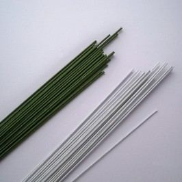 Aranžovací drátky bílé 20 gauge