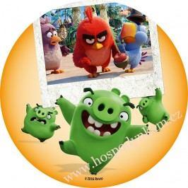 Modecor Jedlý papír Angry Birds