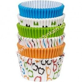 Cukrářské košíčky na pečení Wilton Glasses Bows