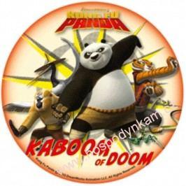 Modecor Jedlý papír Kung Fu Panda 2