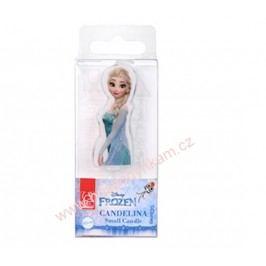Modecor Dortová svíčka Frozen - Elsa