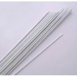 Aranžovací drátky bílé 24 gauge