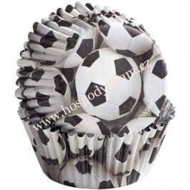 Cukrářské košíčky Wilton nepromastitelné Fotbal