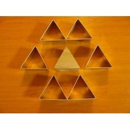 Formy na semifreda - trojúhelník