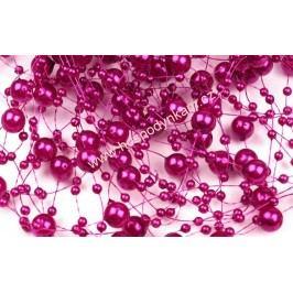 Perličky fuchsiové