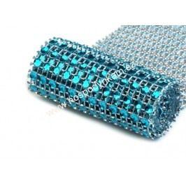 Diamantový pás modrý šíře 58mm (3m v balení)