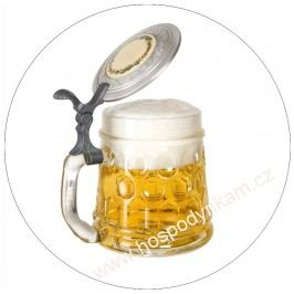 Jedlý papír pivo