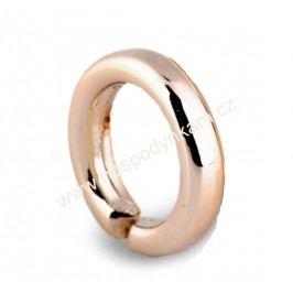 Dekorační prsten zlatý malý