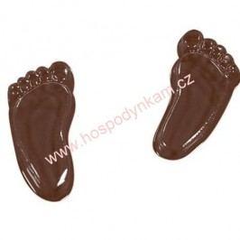 Martellato Forma na čokoládu nožičky