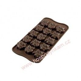 Silikomart Silikonová forma na čokoládu Gufi