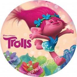 Jedlý papír Trollové (Poppy)