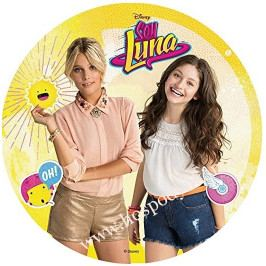 Jedlý papír Soy Luna 1