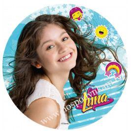Jedlý papír Soy Luna 4