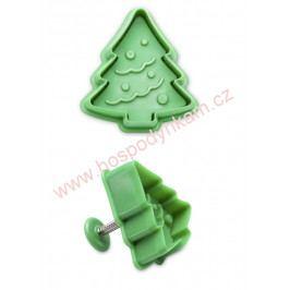 Städter Pístový vypichovač vánoční stromek
