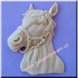 Silikonová forma na marcipán - hlava koně