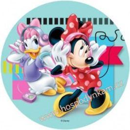 Jedlý papír Minnie a Daisy