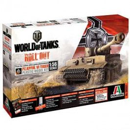 Italeri World of Tanks 56501 – Pz.Kpfw. VI Tiger