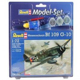 Revell Model Set 04160 letadlo – Messerschmitt Bf 109 G-10