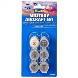 Revell Sada barev 39071 – Military Aircraft Set