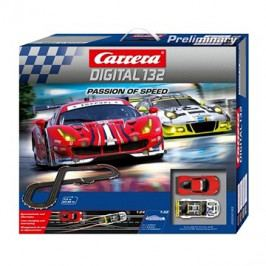 Carrera D132 30195 Passion of Speed