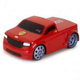 Interaktivní autíčko - červený náklaďák