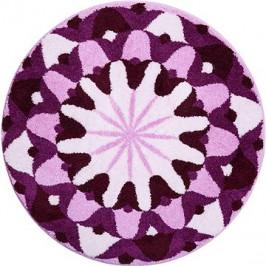 GRUND VĚDĚNÍ Mandala kruhová o 100 cm, fialová