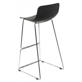 Barová židle Deli černá