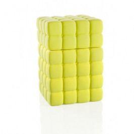 Box na odličovací tampony BRANDANI, zelený 56662