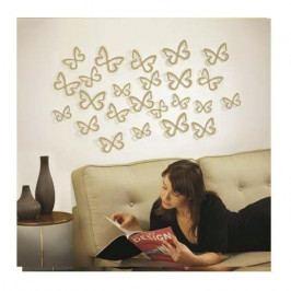 UMBRA FLITTERBYE dekorace na stěnu motýlci