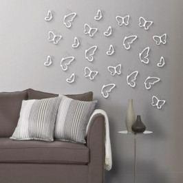 UMBRA MONARCHY dekorace na stěnu motýlci
