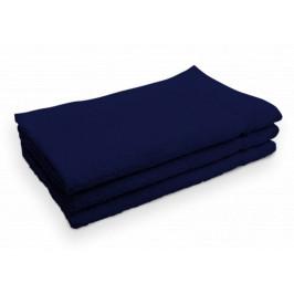 Ručník Classic malý tmavě modrý 30x50 cm