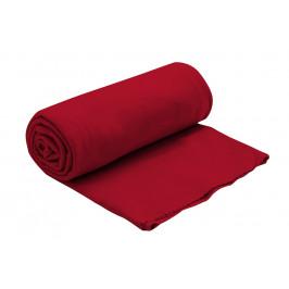 Fleecová deka červená Rozměr: 150 x 200 cm