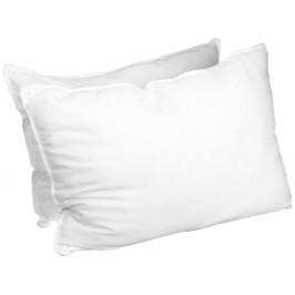 Petr Smolka Bílý povlak na polštář zip Rozměr polštáře: 40 x 60 cm