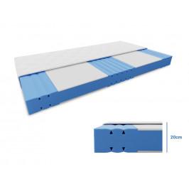 Pěnová matrace REMIA 20 cm 180 x 200 cm Ochrana matrace: BEZ chrániče matrace