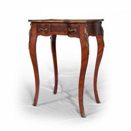 Selský vykládaný psací stůl