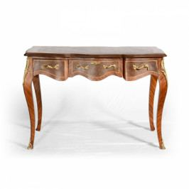 Vykládaný psací stůl selský