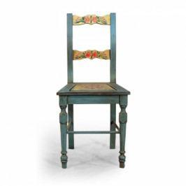 Židle malovaná