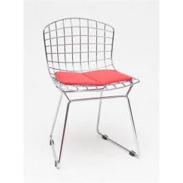 Culty Dětská židle Harry, červený podsedák